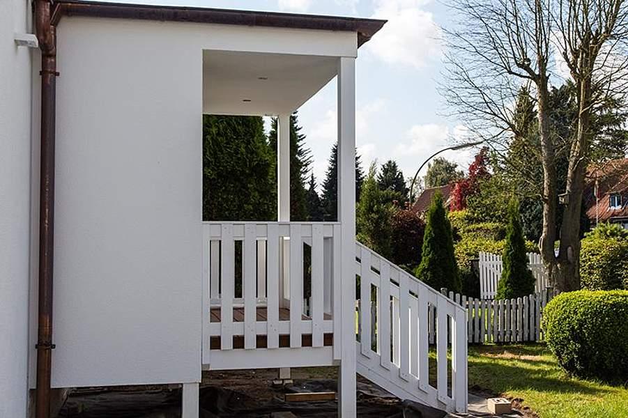 fristd bau anbau seeadlerstieg 14. Black Bedroom Furniture Sets. Home Design Ideas